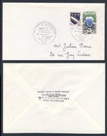 France Rep. Française 1977 Cover / Brief / Enveloppe - 50 Ann. Association Cheminots Philatelistes 1927-1977, Paris - Treinen