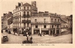 CPA Saint Nazaire Place Carnot Commerces - Saint Nazaire