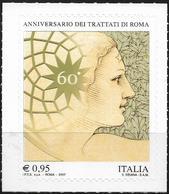 2017 Italien Mi.3973  **MNH    60 Jahre Römische Verträge. - Idées Européennes