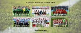 Coupe Du Monde Football 2018 - Territoire Autonome D'Océanie - A La Faciale ! - Coupe Du Monde