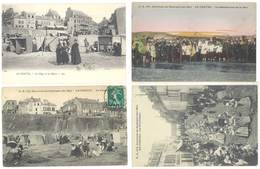 4 CPA Le Portel - Plage, Bénédiction De La Mer, Procession ...   ( S 3105 ) - Le Portel