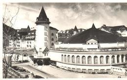 POSTAL  PETROPOLIS -RIO DE JANEIRO  -BRASIL  - HOTEL QUITANDINHA - Rio De Janeiro