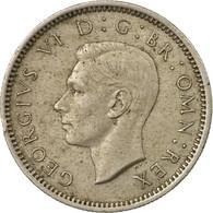 Monnaie, Grande-Bretagne, George VI, 6 Pence, 1948, TTB, Copper-nickel, KM:862 - 1902-1971 : Monnaies Post-Victoriennes