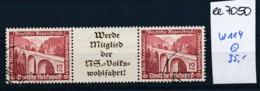 D.-Reich Nr.  W  114  O    (ee7050  ) Siehe Scan - Zusammendrucke