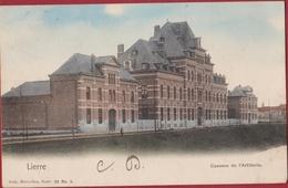 Lier Lierre 1903 ? Caserne De L' Artillerie Ingekleurd ZELDZAAM (In Zeer Goede Staat) - Lier