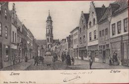Lier Lierre 1903 L' Eglise (kreukje) - Lier