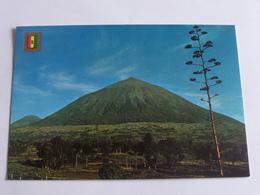 Rwanda - Le Volcan Muhabura - Rwanda