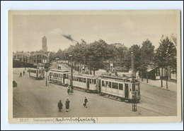 XX002885/ Zeist Stationsplein Straßenbahn AK 1929 Niederlande - Nederland