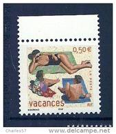 France:n° 3577** Timbre Pour Vacances - Nuevos
