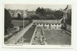 SWIMMING BATHS, BEXHILL ON SEA 1956 VIAGGIATA FP - Other