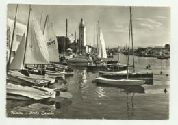 RIMINI - PORTO CANALE  - VIAGGIATA FG - Rimini