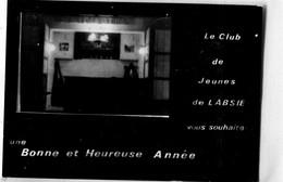 79 - L' Absie : Documents Papier - A.C.S.A. & Club Des Jeunes - L'Absie