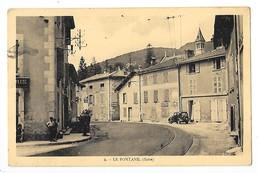 LE FONTANIL  (cpa 38)     -  L 1 - France