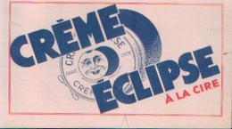 PARIS - LYON « Crème Eclipse » - Buvards, Protège-cahiers Illustrés