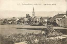 74 - ARCHAMPS - Vue Generale Et Le Jura - Autres Communes