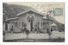 20740 - Manche Granville Le Casino 1906 - Granville