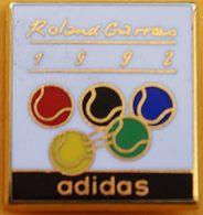 GG...202.........TENNIS......ROLAND  GARROS.....1992.....ADIDAS - Tennis