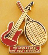 GG...203.........TENNIS......1er   CHALLENGE  NAF  NAF  DE  BERCY - Tennis