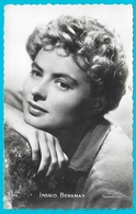 Ingrid Bergman  Actrice Suédoise - Acteurs