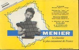 : « Chocolat MENIER» - Buvards, Protège-cahiers Illustrés