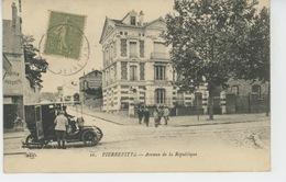 PIERREFITTE SUR SEINE - Avenue De La République - Pierrefitte Sur Seine