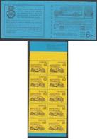 OLD CAR ALTE AUTO VOITURE - MAIL BUS POST AUTOBUS POSTOMNIBUSSE SCANIA VABIS 1923 - SWEDEN 1973 BOOKLET MI 790 - Poste