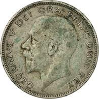 Monnaie, Grande-Bretagne, George V, 1/2 Crown, 1936, TB, Argent, KM:835 - 1902-1971 : Monnaies Post-Victoriennes