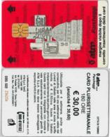 CARTA PARCHEGGI TORINO ATM E.30 (A13.6 - Tickets - Entradas