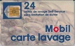 CARTA MOBIL CARTE LAVAGE (A15.1 - Frankrijk