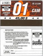 ABBONAMENTO MONTREAL CANADA 1/97 (A23.6 - Abbonamenti