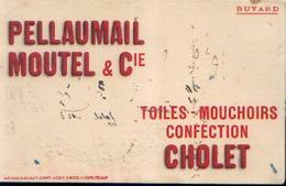 CHOLET  « Confection PELLAUMAIL MOUTEL & Cie» - Buvards, Protège-cahiers Illustrés
