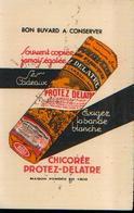 CAMBRAI « Chicorée PROTEZ-DELATRE» - Buvards, Protège-cahiers Illustrés