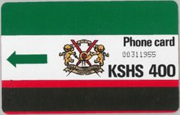 PHONE CARD KENIA (A43.1 - Kenia