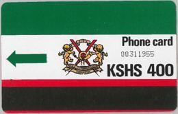 PHONE CARD KENIA (A43.1 - Kenya