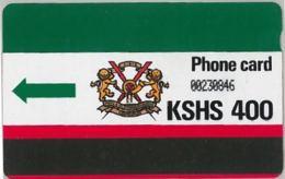 PHONE CARD KENIA (A43.2 - Kenia