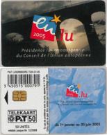 PHONE CARD LUSSEMBURGO (A43.3 - Lussemburgo
