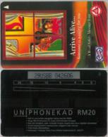 PHONE CARD MALESIA (A44.2 - Malaysia