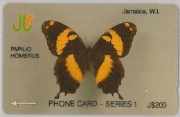 PHONE CARD JAMAICA (A45.5 - Giamaica