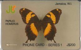 PHONE CARD JAMAICA (A46.2 - Giamaica