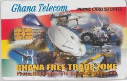 PHONE CARD GHANA (A46.8 - Ghana