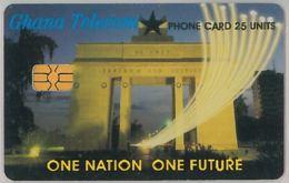 PHONE CARD GHANA (A47.2 - Ghana