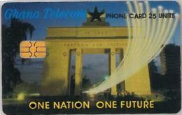 PHONE CARD GHANA (A47.3 - Ghana