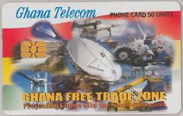 PHONE CARD GHANA (A47.4 - Ghana
