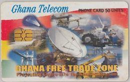 PHONE CARD GHANA (A47.6 - Ghana