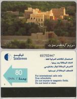 PHONE CARD YEMEN - NOT PERFECT (A48.4 - Yemen