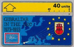 PHONE CARD GIBILTERRA (A49.1 - Gibraltar