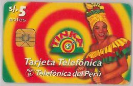 PHONE CARD PERU (A49.4 - Peru