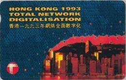 PHONE CARD HONG KONG (A49.5 - Hong Kong
