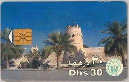 PHONE CARD EMIRATI ARABI (A49.8 - Emirats Arabes Unis