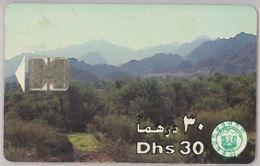 PHONE CARD EMIRATI ARABI (A50.1 - Emirati Arabi Uniti